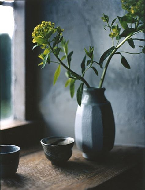 this would be a good still life and a good study in light and shadow