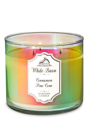 Bath /& Body Works Peach Cobbler Large 3 Wick Scented Candle 14.5 oz