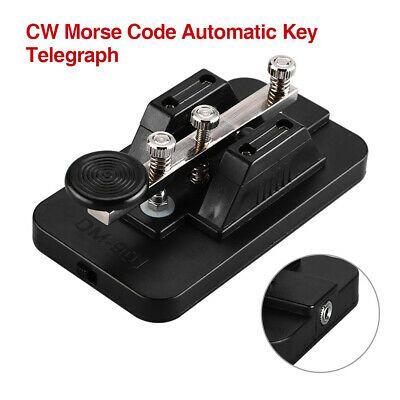Ad Ebay Link Dm901 Automatic Cw Morse Code Keyer Transmitter Oscillator Ham Radio W Buzzer In 2020 Ham Radio Transmitter Hf Radio