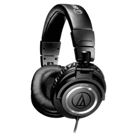 Audio-Technica Professional Studio Monitor ATH-M50 Headphone