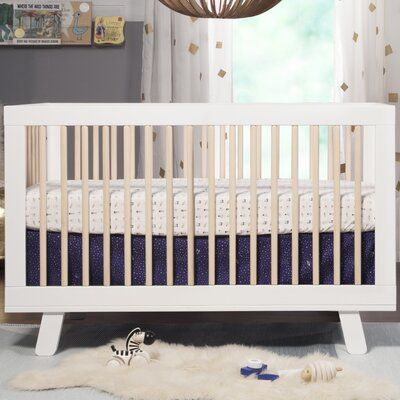 Babyletto Hudson 3 In 1 Standard Convertible Crib Color