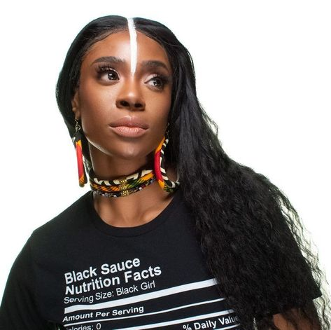Celebrate #BlackHistoryMonth and represent with The Black Sauce shirt from @noisyknits and discover our new arrivals, The Kente Print Earrings and Aztec Tribal Print Choker, on sale only at clothandcord.com #BHM #African #earrings #choker #Africanjewelry #noisyknits #Afrocentric #queen #Africanprints #Africanfashion #blackgirlmagic #bossbabe #Africanstyle #clothandcord