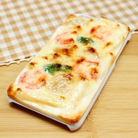 食品サンプル屋さんのスマホケース Iphone6 6s グラタン Atelier Cook 料理 レシピ 食品サンプル 食べ物のアイデア