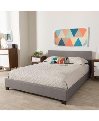 Furniture Brodyn Queen Bed Reviews Furniture Macy S