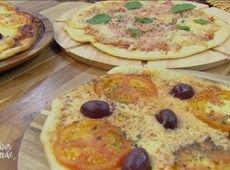 Chef Dalton Ensina A Preparar Pizza De Frigideira Melhor Da