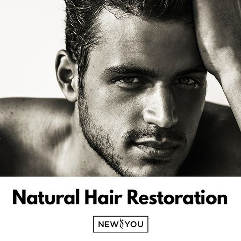 #1 Non-Surgical Solution For Hair Restoration