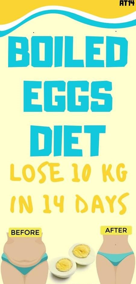 If you want to lose the extra weight fast, then this diet which has boiled eggs as a main meal can be of great benefit to you.