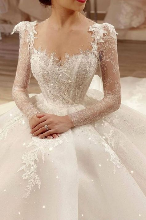21+ Princess Wedding Dress Trends 2021 You Need to Know - Your Classy Look