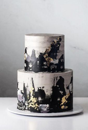 Small Wedding Cakes With Big Style ★ If you just want to save some money our proposition is to make a small cake. See our gallery of small wedding cakes and catch new fresh ideas!