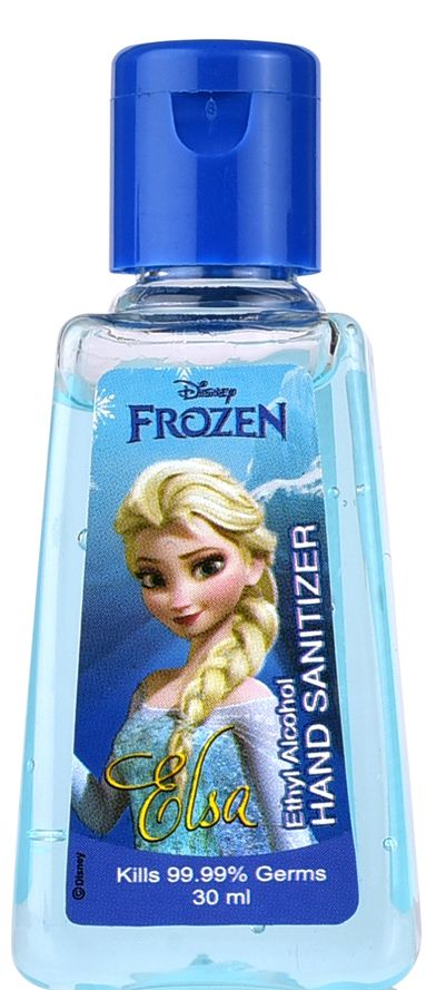 Disney Frozen Elsa Hand Sanitizer Hand Sanitizer Sanitizer
