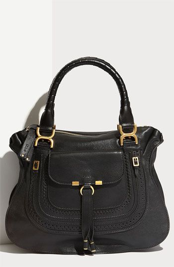 Chloé  Marcie Animation - Medium  Leather Shoulder Bag available at   Nordstrom...love! only in my dreams. bedf8fc452a