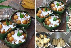 Resep Nagasari Loyang Ny Liem Tanpa Daun Pisang Tetap Mantap Hasilnya Resep Spesial Resep Sosis Resep Resep Masakan