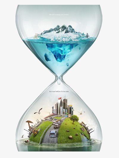 Hourglass Png And Clipart Lingkungan Hidup Desain Poster Gambar