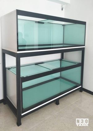 Custom Made Steel Metal Wrought Iron Stands With Aquarium Tanks N30 Trading Enterprises Fish Tank Stand Aquarium Tank Stand