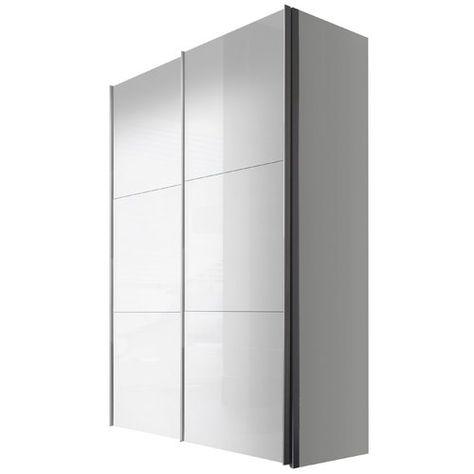 Brayden Studio Mullis Sliding Door Wardrobe Mirrored Wardrobe Bedroom Furniture Sets Bedroom Furniture Design