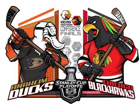 2015 Stanley Cup Western Final...Blackhawks Won in