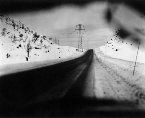 """howtoseewithoutacamera:  """" by Helge Skodvin  On The Road Again, Again  """""""