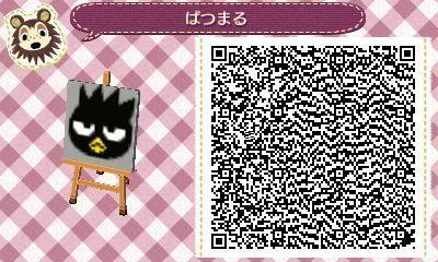 Sanrio Enthusiastic Game Blog Acnl Qr Code Acnlqrcode Blog