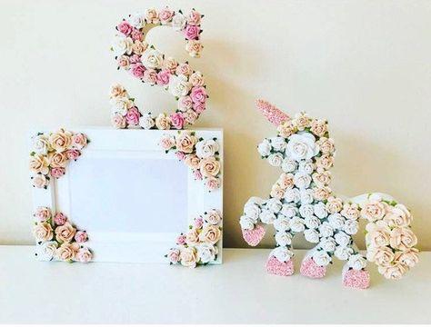 Unicorn gifts for girls, girls unicorn gift, unicorn frame, unicorn ...