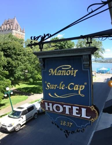 This Hotel Is Only Minutes From Citadelle Of Quebec And 2 Minutes