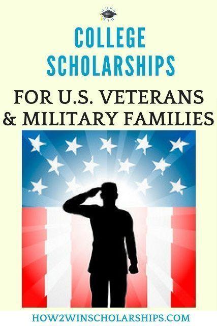 College Scholarships For U S Veterans And Military Families