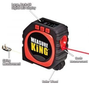 Top 10 Best Digital Tape Measures In 2020 Measurement Tools Tape Measure The 3 Kings