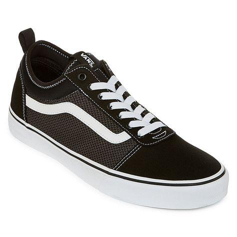 8862a0d1502 Vans Ward Alt Closur Mens Skate Shoes Lace-up