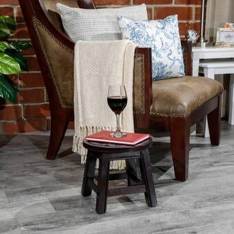 Arapaho Accent Stool Accent Stool Mini Side Table Home