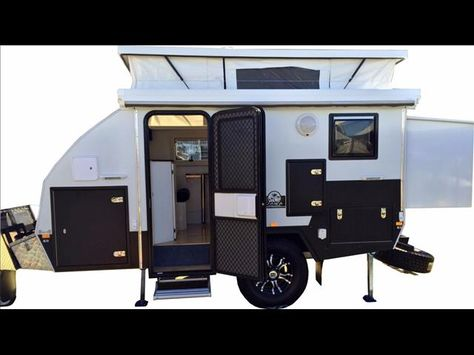 New Jawa Trax 12 Offroad Hybrid Caravan Sleeps 4 For In Maroochydoore Best Camper Trailers Qld