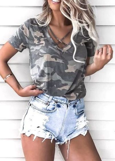 21 Cute Pinterest Jeans Shorts For Women With Images Stylish