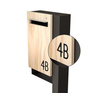 Letterboxes Online Find The Perfect Modern Letterbox For Your Home Or Business In 2020 Modern Mailbox Mailboxes For Sale Wall Mounted Planters