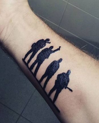 22 Fantastic U2 Fan Tattoos | NSF - MUSIC STATION