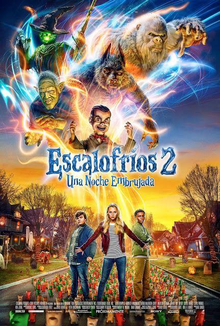 Escalofrios 2 Una Noche Embrujada Peliculas De Halloween