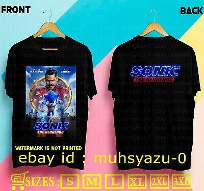 Sonic The Hedgehog Shirt 2020 Mens Shirts Mens Tshirts Mens Tee Shirts