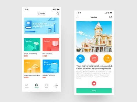 Education APP-two