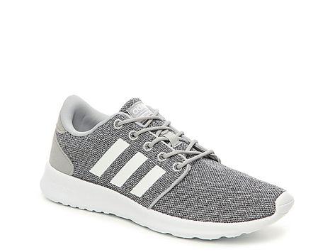 sale retailer c9341 309b1 Women NEO Cloudfoam QT Racer Sneaker - Womens -GreyWhite