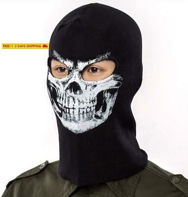 Advertisement Ebay G Core Balaclava Ghosts Skull Mask Full Face Mask Outdoor Activities Motorcycle Full Face Mask Riding Hats Face Mask Reviews