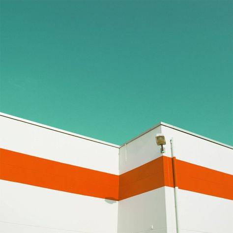 Matthias Heidrich explores urban landscapes and architecture for a collection reminiscent of American photographer Matt Crump. The self-taught photographer