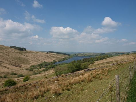 Brecon Beacons in Wales is another of our favourite romantic views.
