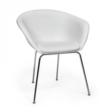 Awe Inspiring Arper Eco Leather Duna Lounge Chair Furniture Chair Machost Co Dining Chair Design Ideas Machostcouk