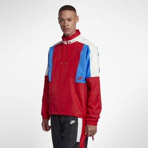 Nike Sportswear Men's Woven Jacket Size