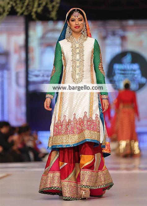 NOMI ANSARI 'Ishq' collection at Pantene Bridal Couture Week 2014 - Pakistani Fashion - Entertainment News by EbuzzToday