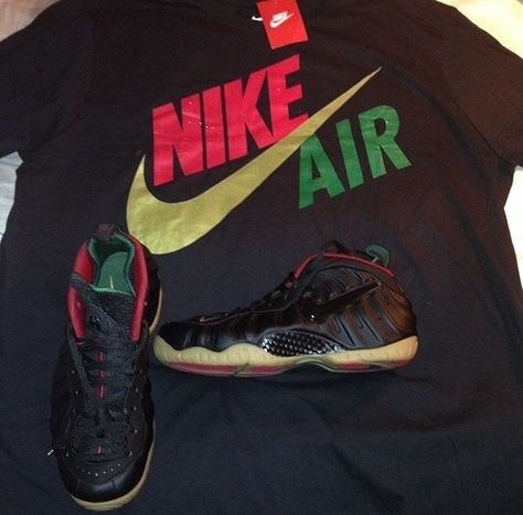 Gucci Nike Air Foamposite Pro Release Reminder