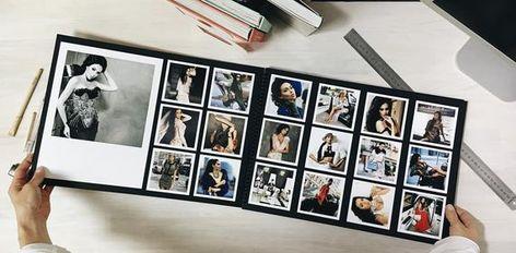 Birthday personalized photo album for Scrapbooking | Photo Album | Photo Management | Organising You