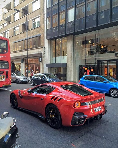 F12 Tdf Tag A Mate Who Needs To See This Super Cars Red