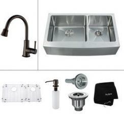 51 Ideas Farmhouse Sink Lowes Stainless Steel Farmhouse With