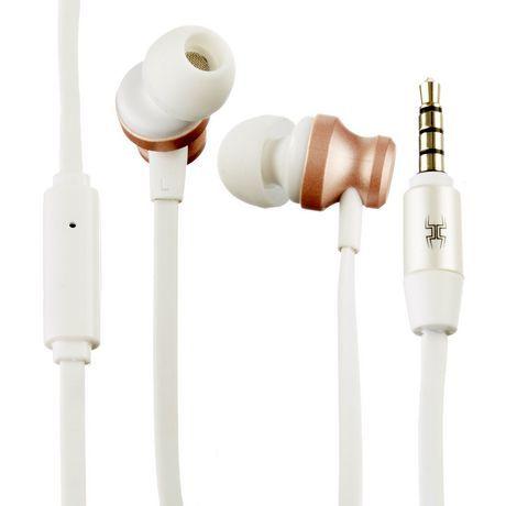 Blackweb Premium Series In Ear Headphones Pink In Ear Headphones Headphones Wireless Earbuds