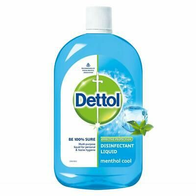 Details About Dettol Disinfectant Cleaner For Home Multipurpose