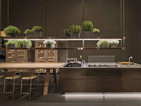 PRINCIPIA: la nuova cucina Arclinea - Elle Decor Italia ...