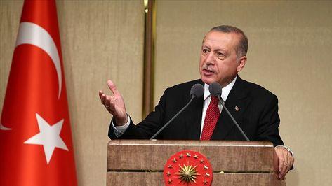 Cumhurbaşkanı Erdoğan ABD'ye Seslendi!
